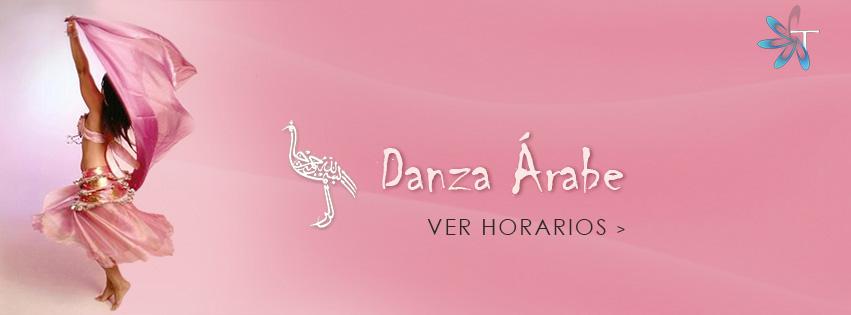 Danza Árabe en Tiare Tahití
